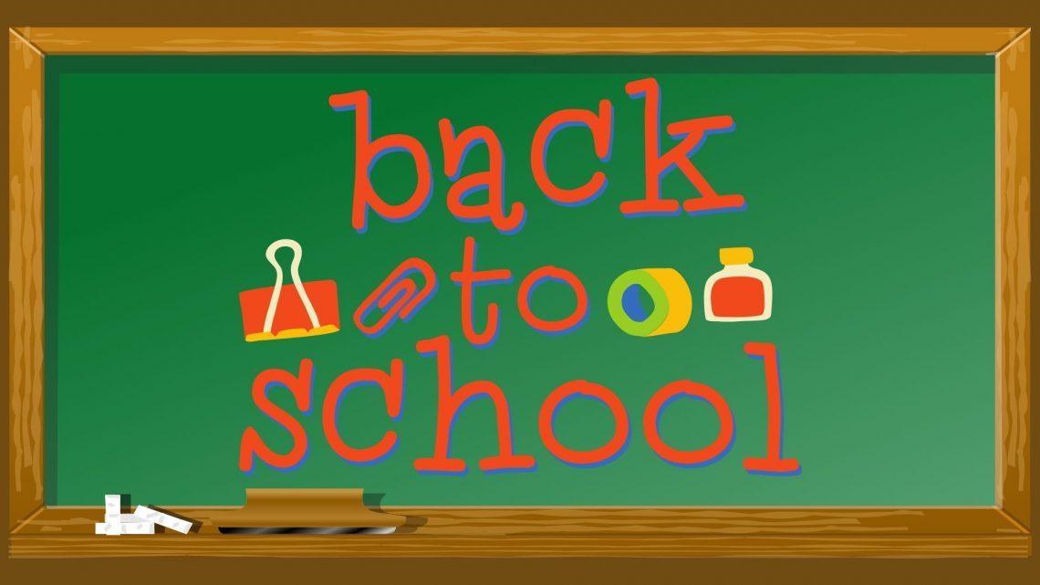ACCOGLIENZA- BACK TO SCHOOL